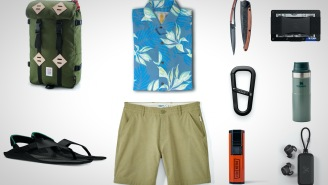 10 Essential Everyday Carry Accessories For Summer Adventures