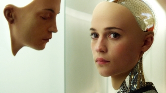 On Today's Episode Of 'We're Totally Screwed', A Robot Has Learned To Act And Will Star In A Movie