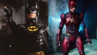 Michael Keaton In Talks To Return As Batman In 'The Flash'