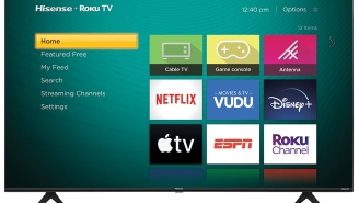 Father's Day Giveaway: Enter To Win A 58″ Hisense Roku TV With Roku Wireless Speakers