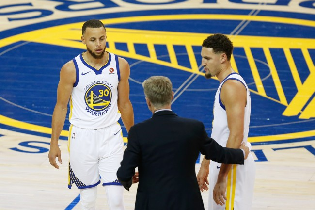 Rumors are circulating that the Golden State Warriors are interested in trading a top-3 pick in the NBA Draft for more stars to reload their roster
