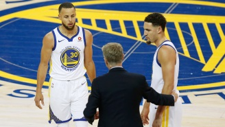 Oh, Great, The Warriors Are Reportedly Interested In Reloading By Trading Away The Potential Top Pick For More Stars