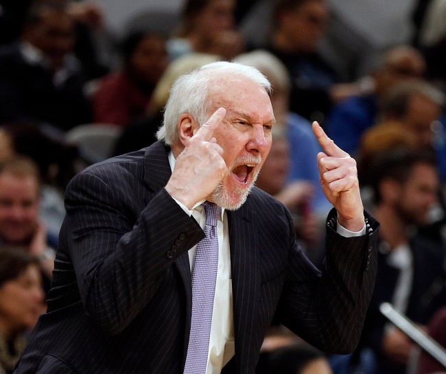 Spurs head coach Gregg Popovich slams hypocritical donations from Jerry Jones and Robert Kraft to a Donald Trump committee