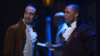 Disney Had To Remove Multiple F-Bombs From The 'Hamilton' Musical Due To The MPAA's Ridiculous Standards