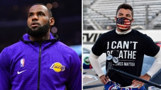 LeBron James Says There's 'No Question' Noose in Bubba Wallace's Garage Should Be Considered A Hate Crime