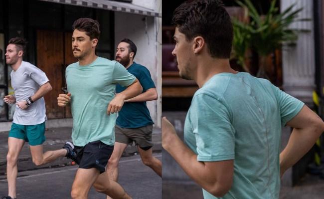 Janji Runpaca SS Tee Running Shirt