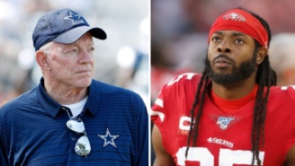Richard Sherman Rips Cowboys Owner Jerry Jones For Staying Silent During Discussions About Black Lives Matter