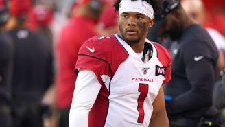 Kyler Murray Tiptoes Down The Sideline At A Full Sprint, Puts On A Show Against Miami