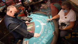 Some Casinos In Las Vegas Are Giving Guests $20 To Gamble With If They Wear A Mask