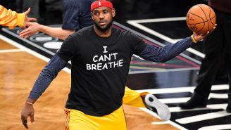 The NBA May Let Players Wear Custom Names On Their Jerseys To Raise Awareness For Social Justice Causes