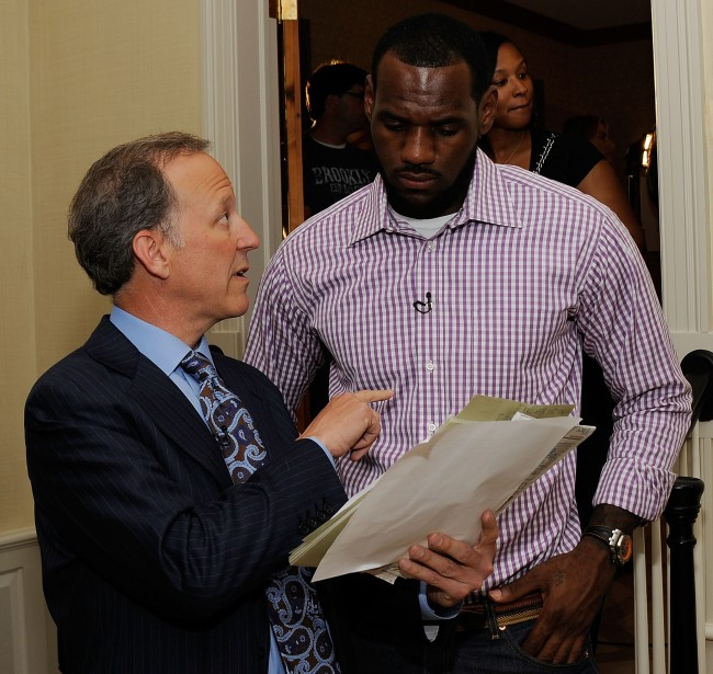 ESPN will air a brief documentary looking at the behind the scenes details of LeBron James' 'The Decision' in 2010
