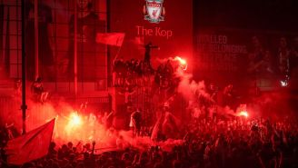 For Liverpool, Destiny Arrived All The Same