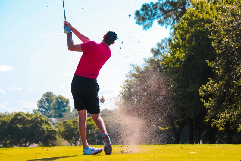 5 Things To Keep In Mind While Playing A Round Of Golf With Friends