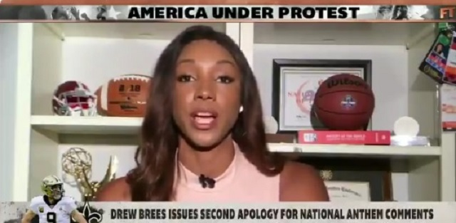 ESPN's Maria Taylor Rips Drew Brees Over Apology Following His 'Disrespecting The Flag' Comments