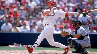 Mark McGwire's 70th Home Run Ball Is Now Worth As Little As $250,000 After Being Sold For $3 Million In 1999
