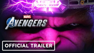 Marvel Finally Reveals The Main Villain For The Upcoming 'Avengers' Game In New Trailer
