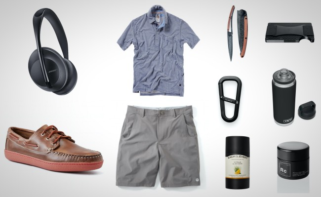 essential everyday carry gear for men