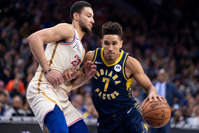 With the NBA return slated for the end of July, Pacers guard Malcolm Brogdon claims some players have said they're interested in sitting out for a number of reasons