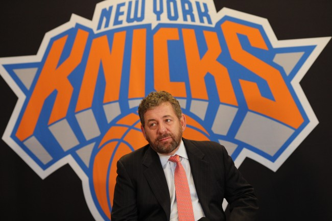 The New York Knicks are catching heat for their lifeless statement about the protests happening around the country
