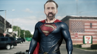 Is Nicolas Cage Starring As Superman Now Back On The Table?