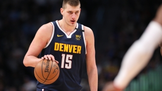 Nikola Jokic Seems To Have Lost His Dad Bod And Looks Slimmed Down As The NBA Season Plans For Return