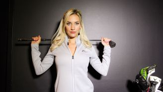 We Talked To Paige Spiranac About Instagram DM's, Golf's Dress Code, Her SI Swimsuit Shoot And Hitting Balls With Tiger Woods