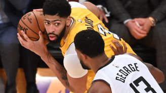 Was Paul George Referring To Anthony Davis In His Explanation Of Pacers Trade?