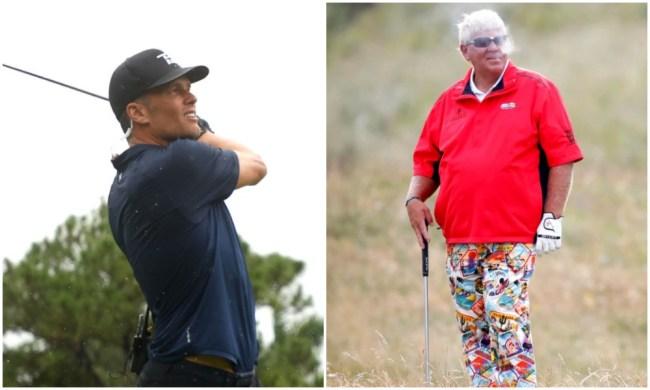 john daly fix tom brady golf game