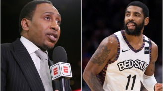 Stephen A. Smith Says Kyrie Irving Should Retire As The Nets' Point Guard Continues To Sit Out Games