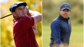 Rory McIlroy Describing Bryson DeChambeau's Drives Last Week Has Us Wondering If Golf Will Have A Steroid Era