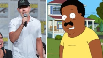 White Actor Who Voiced Cleveland On 'Family Guy' Stepping Down From Role After 20 Year Run