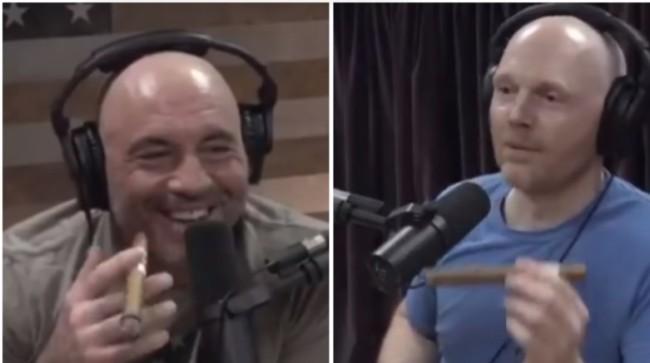 Bill Burr Hilariously Mocks Joe Rogan For Not Wanting To Wear A Mask During Coronavirus Pandemic