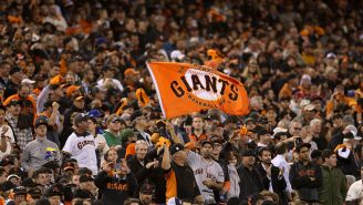 The San Francisco Giants Are Charging Fans $99 To 'Attend' Games As A Cutout Of Themselves After Banning Spectators For The Season