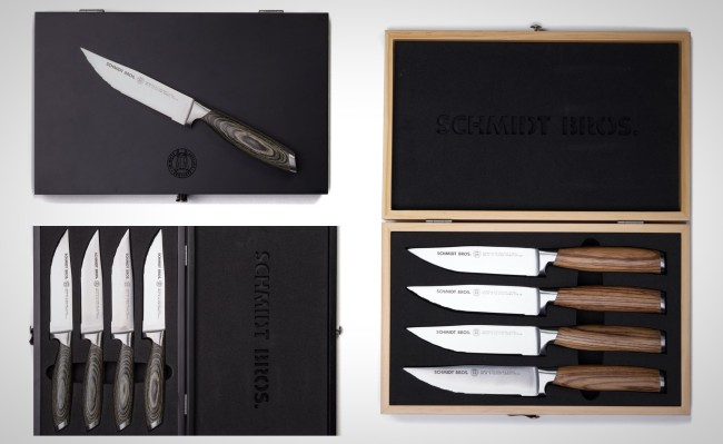 Steak Knives Set Schmidt Brothers