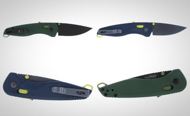 SOG Knives Aegis AT