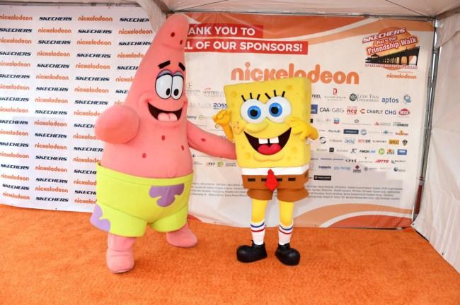 spongebob squarepants sexuality