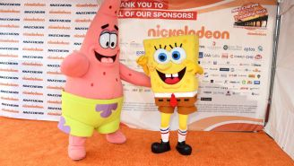 Nickelodeon Includes Spongebob In Tweet Supporting Pride Month And People Are Arguing Over His Sexuality