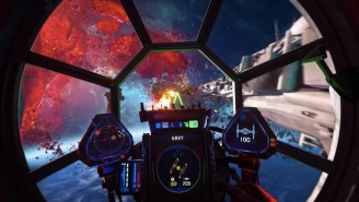 EA Releases Epic First Gameplay Trailer For 'Star Wars: Squadrons'