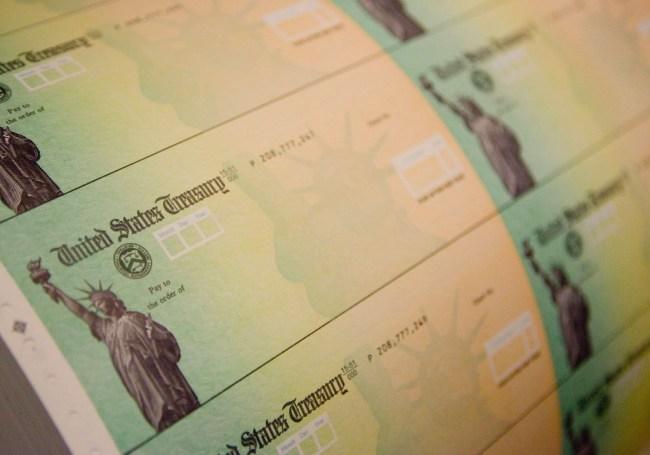 stimulus checks dead people 1 billion