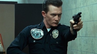 James Cameron's Explanation Of Why He Made The Villain In 'T2' A Cop Is Haunting