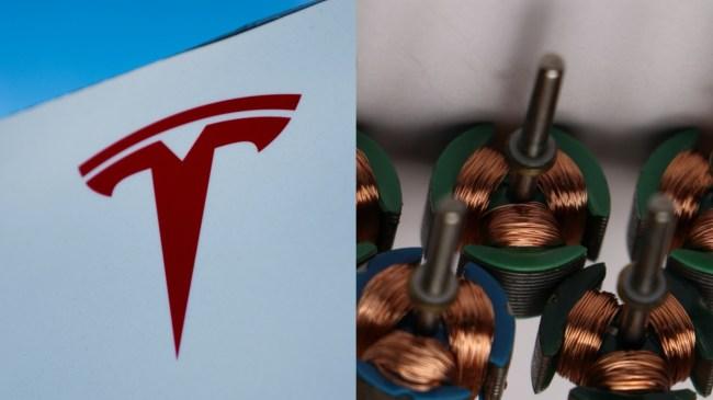 Tesla Logo Meaning