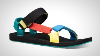 These Glorious Throwback 90s Teva Sandals Might Be The Best Summer Drop Of 2020