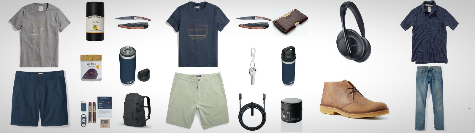 50 'Things We Want' This Week: Bourbon, Camping Gear, Summer Styles, And More