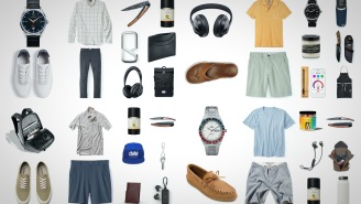 50 'Things We Want' This Week: Gifts For Dad, Bourbon, Boardshorts, Camping Gear, And More