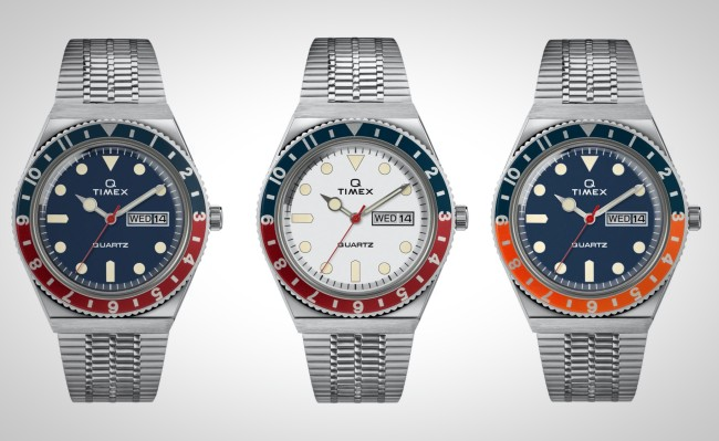 Q Timex Watch