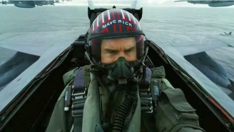 'Top Gun: Maverick' Drops CGI-Less Teaser To Remind Everyone How Insane This Movie Is Going To Be