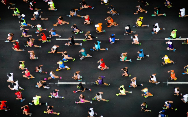 unwritten rules of running