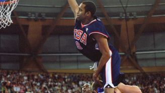 Let's Remember The Time Vince Carter Dunked Over A 7'2″ Dude As His Incredible Career Likely Comes To A Quiet End