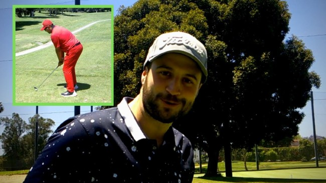 brilliantly dumb show golf vlog