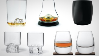 Elevate Your Home Bar Experience With These Top Shelf Whiskey Glasses